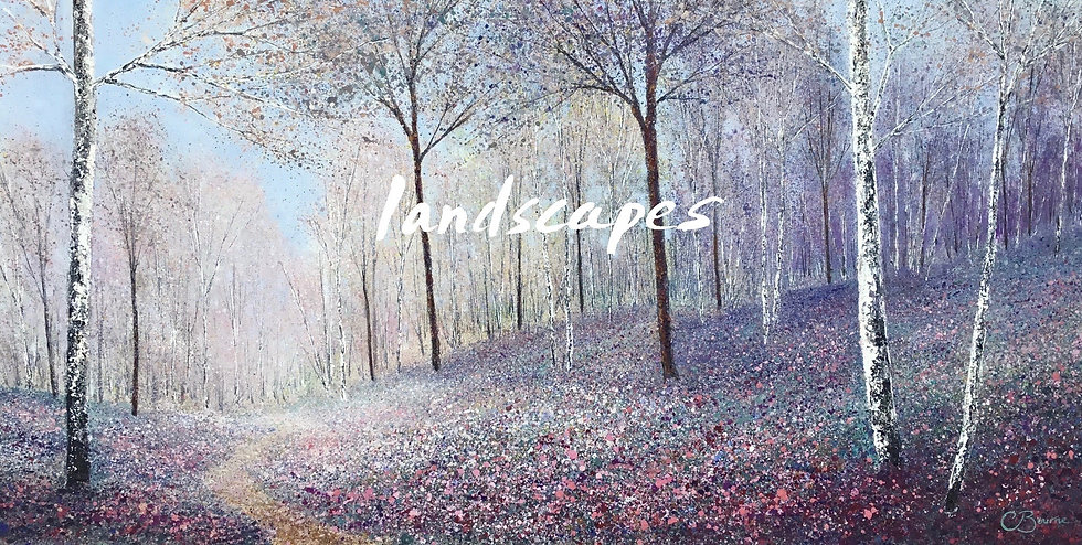 Chris Bourne Landscape Artist Landscapes