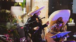 duo chapeaux mexicain