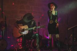 duo guitariste et chanteuse folk