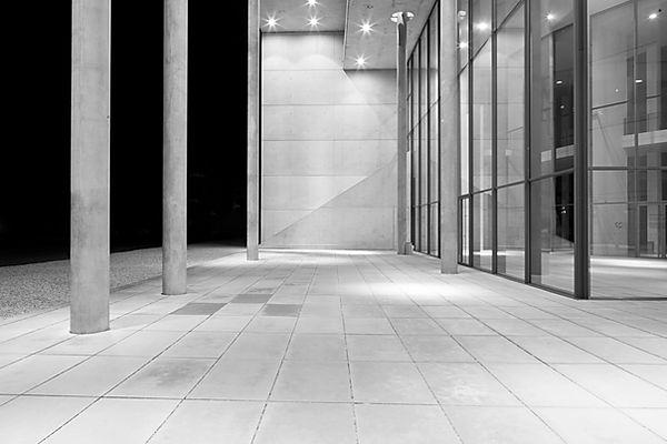 Außenansicht Pinakothek der Moderne in München