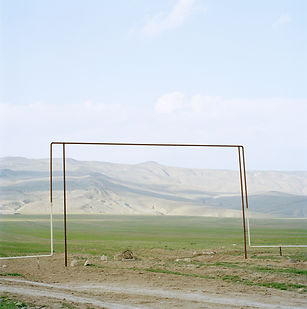 Aserbaidschan Landschaft