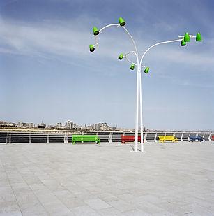 Baku Boulevard in Baku, Aserbaidschan