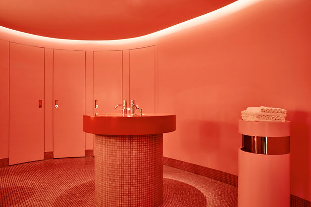 Interior Fotografie: Design Hotel SIDE in Hamburg