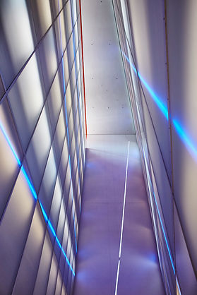 Interior Fotografie: Lobby des Design Hotels SIDE in Hamburg
