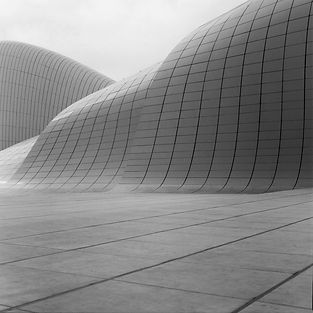 Heydar Aliyev Center in Baku, Aserbaidschan von Zaha Hadid Architects