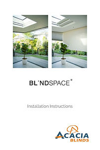 Blindspace fitting instructions front pa