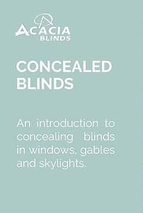 Front Page Concealed blinds brochure_edi