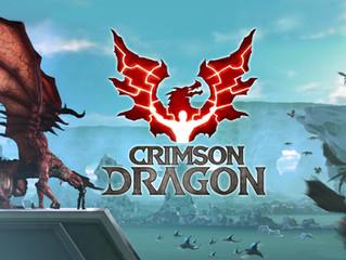 Crimson Dragon trailer released. Morla narrates