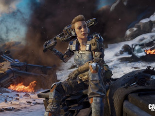 Call of Duty: Black Ops 3 - Morla is Specialist 'Battery'