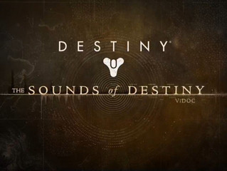 The Sounds of Destiny - Bungie Live Stream and ViDoc release