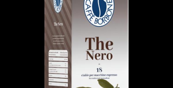 Borbone The Nero Pads - 18 Stk.