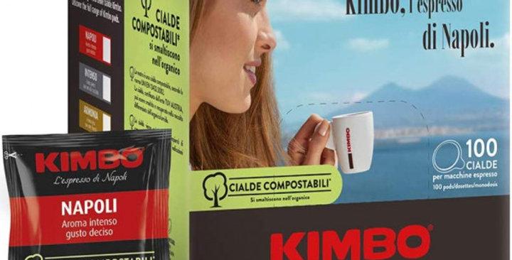 Kimbo Napoli Pads - 100 Stk.