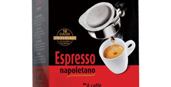 Kimbo Espresso Napoletano Pads - 18 Stk.
