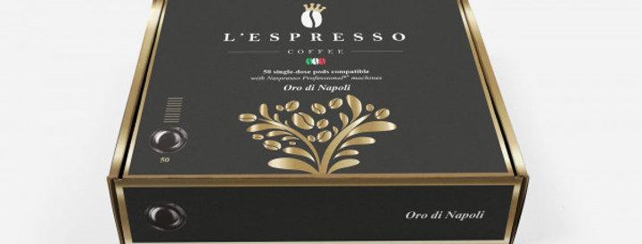 Oro di Napoli Business Pads (50 Stk.)