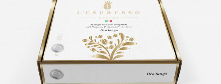Oro Lungo Business Pads (50 Stk.)