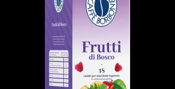 Borbone Frutti di Bosco Pads - 18 Stk.