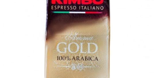 Kimbo Aroma Gold 100% Arabica - 250g
