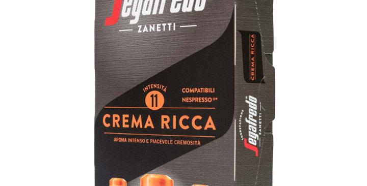 Segafredo Nespresso Crema Ricca 10 Stk.