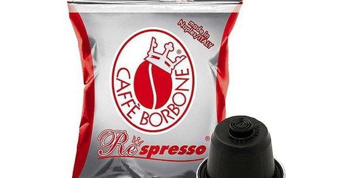 Borbone Respresso Rossa - 100 Stk.