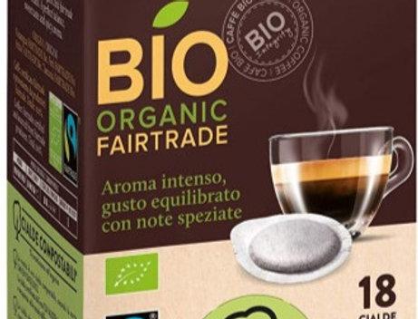 Kimbo Bio Fairtrade Pads - 18 Stk.