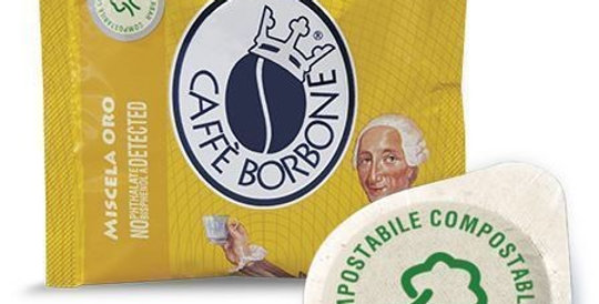 Borbone Espresso Pads ORO - 150 Stk.