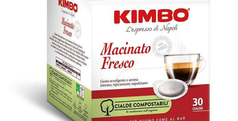 KIMBO Macinato Fresco - 30 Stk.