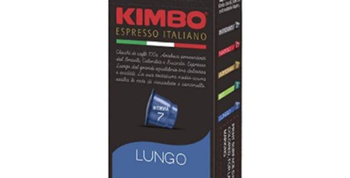 Kimbo Lungo - 10 Stk.