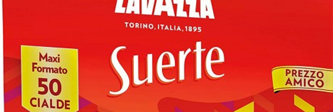 Lavazza Suerte Pads - 50 Stk.