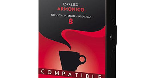 Lavazza Espresso Armonico - 10 Stk.
