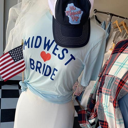 Midwest Bride Tee