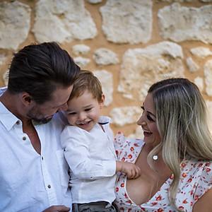 Simone, Ty & Leo