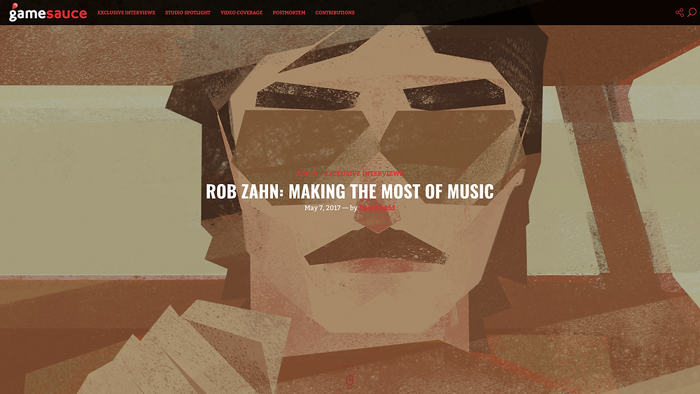 Gamesauce - Rob Zahn: Making the Most of Music