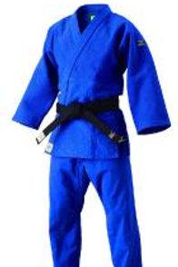 Judogi Mizuno Yusho IJF-bleu
