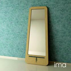 zrkadlo Prešívanec I 02
