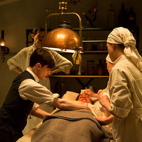 A Young Doctor's Notebook with Daniel Radcliffe for Sky Arts