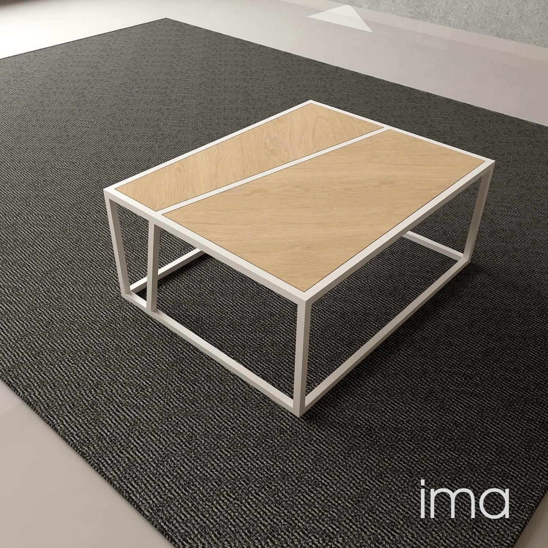 malý stolík Listový 02