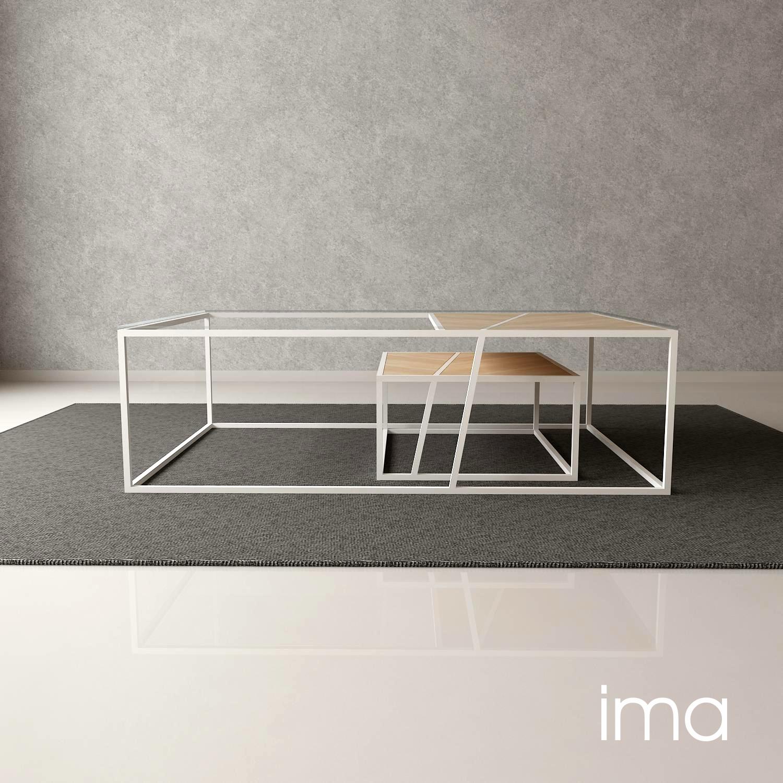 malý stolík Listový 06