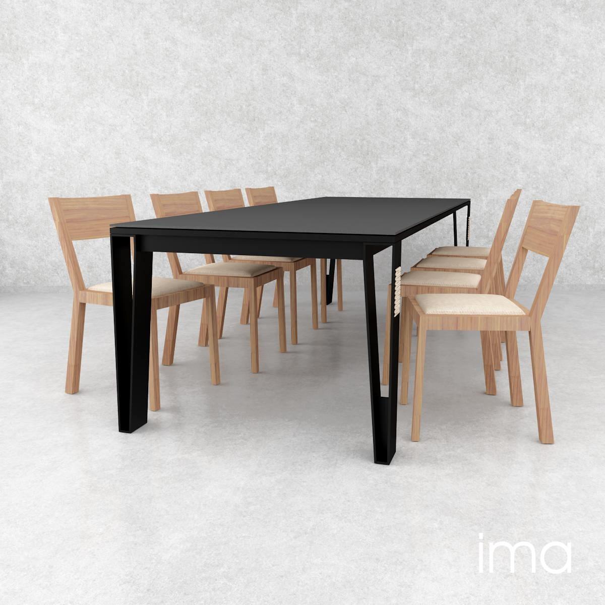 stôl jedálenský Elegán 06