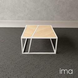 malý stolík Listový 03