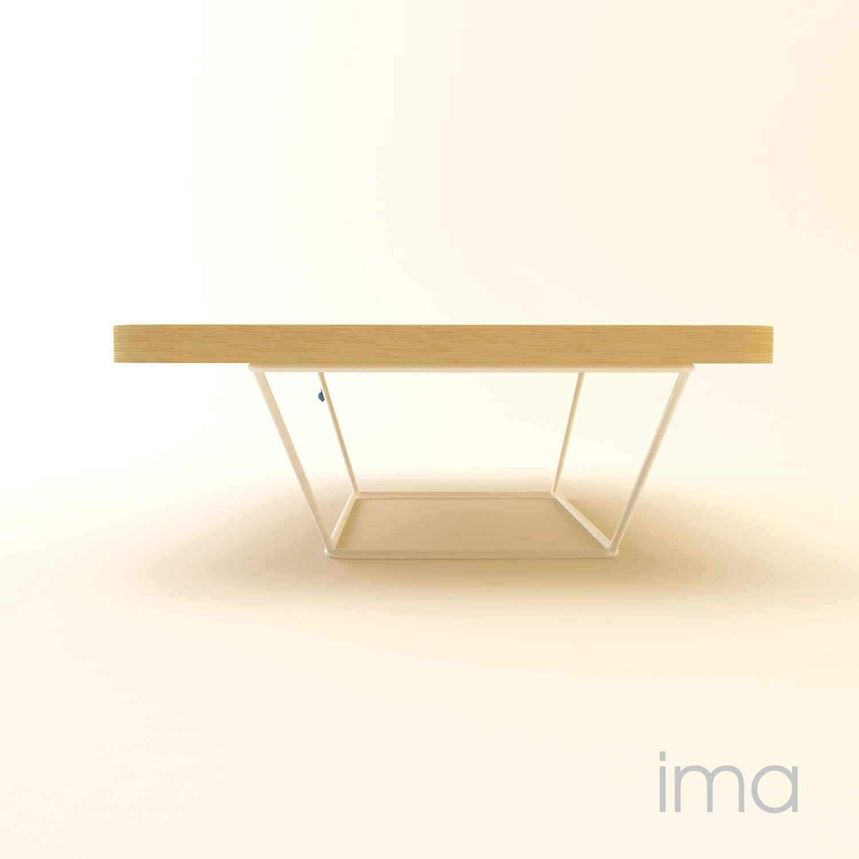 konferenčný stolík Prešívanec 02