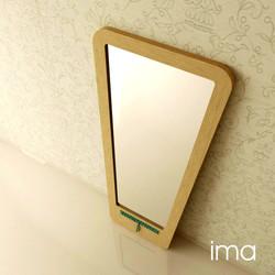 zrkadlo Prešívanec II 02