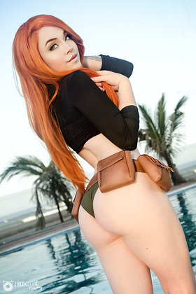 SWIMSUIT KIM POSSIBLE 01