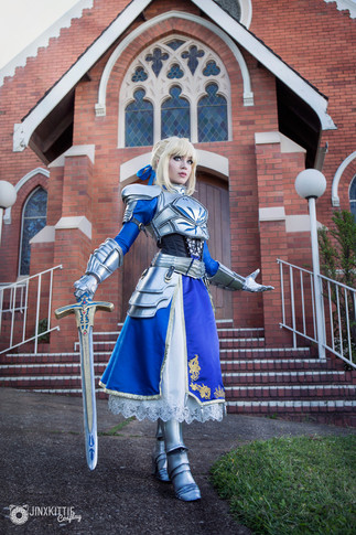 Fate Stay Night - Saber