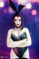 Bunnysuit Raven