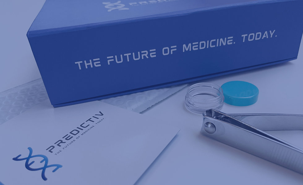 Full Predictiv Kit contents product DNA Sequencing Kit