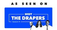 As Seen On Meet the Drapers Season 4 logo Predictiv