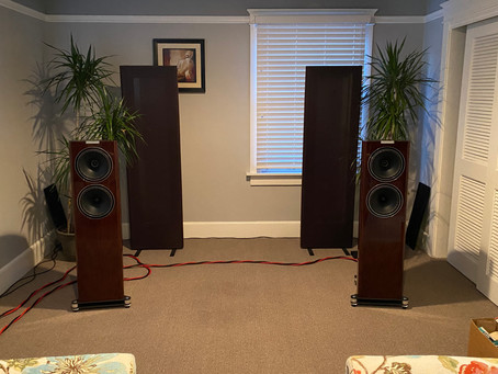 Pre owned audio