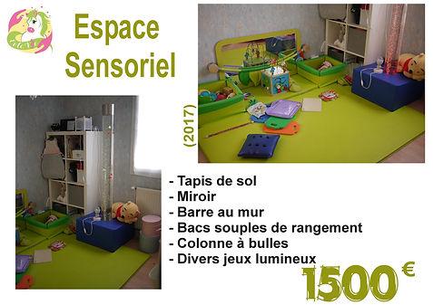 Espace sensoriel
