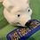 Thumbnail: Cutest Polar Bear Plastic Bath Bomb Mold
