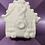 Thumbnail: Jumbo Gingerbread House Plastic Bath Bomb Mold